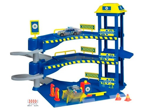 Dickie Estación de rescate C3 Niveles Y Elevador 203718000038