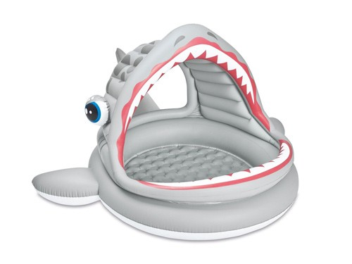 Pileta Infantil Intex Tiburón 121 Lt 22716/6