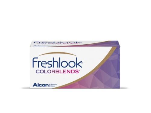 Lentes de contacto cosméticos Freshlook Colorblends para miopía