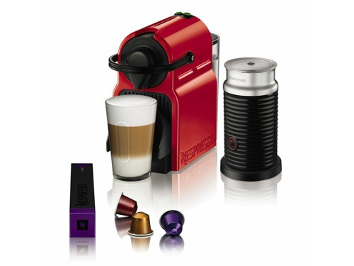 CAF.NESPRESSO INISSIA RED PACK