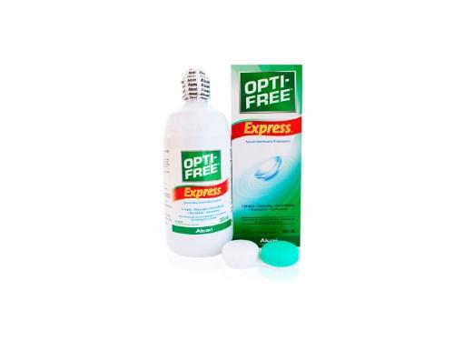 Solución Multipropósito OptiFree Express 355ml