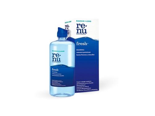 Solución Multipropósito Renu Fresh 500ml