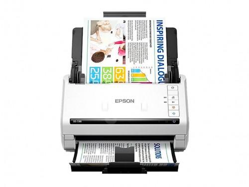 Escáner Vertical Epson Ds-530 Adf 50 Hojas
