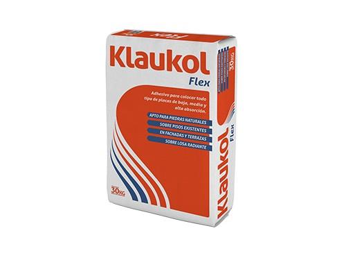 Adhesivo Klaukol Flex Fluido 30 Kg