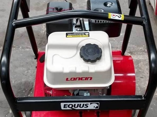 Plancha Compactadora Vibratoria Motor Loncin 6.5hp Mod C120 Equus