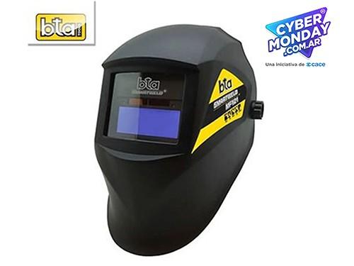 Soldadora Eléctrica Turbo 220 3466g 1,6-3,25 +máscara Gamma