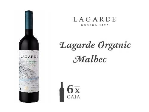 Lagarde Organic Malbec 2019