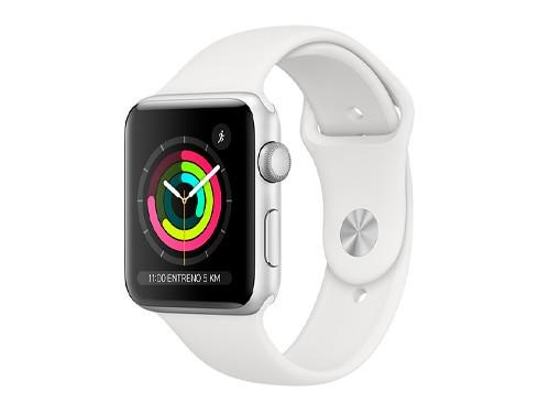 Reloj Apple Watch Serie 3 GPS 38mm Plateado