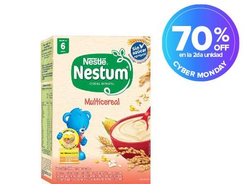 Multicereal Nestum sin azúcar x 200 ml