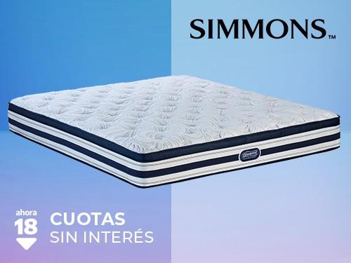 Colchón Beautyrest Recharge Smart Ultra Queen Size 190x160