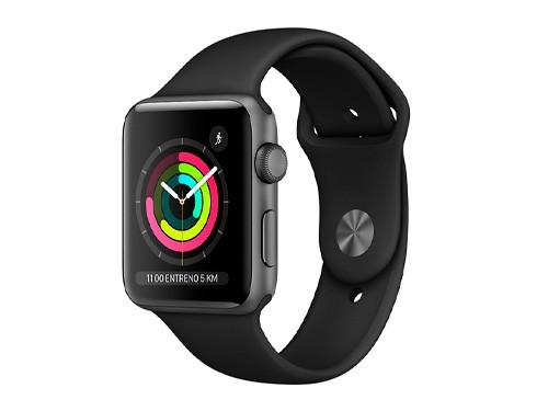 Reloj Smartwatch Apple Watch Serie 3 38mm Space Gray