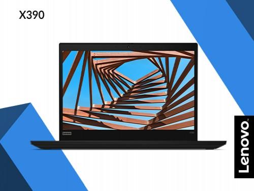 """Laptop Lenovo Intel i5 8gb 256GB SSD ThinkPad x390 13.3"""" FHD Black"""