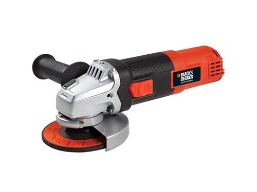 Amoladora angular Black & Decker 820W 115 mm