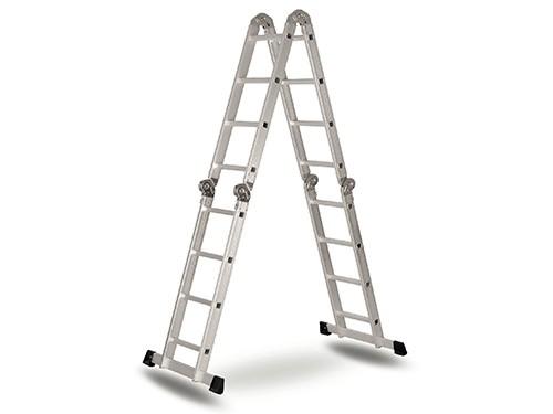 Escalera de Aluminio MGC 16 Escalones HW-104