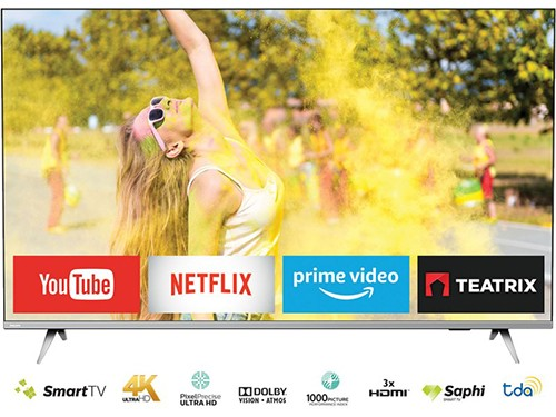 "Smart Tv 58"" 4K Ultra HD 58PUD6654/77 PHILIPS"