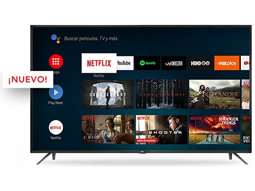 "Smart Tv 50"" 4K Ultra HD X50ANDTV RCA"