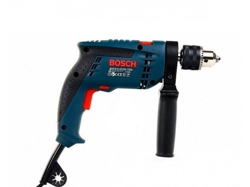 TALADRO C/PERCUTOR GSB 13 RE - 13 MM - 550 W - 3000 BOSCH
