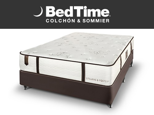 Sommier y Colchon Mystic2 Plazas 140x190 Stearns & Foster