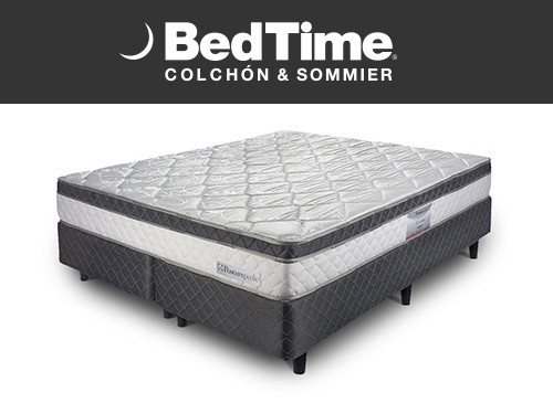 Sommier y Colchon Holiday Queen 160x200 Sealy