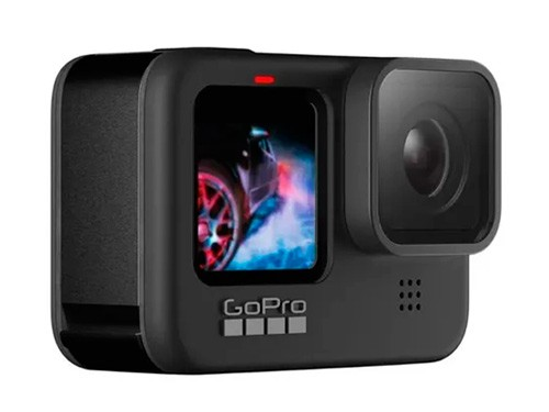 Cámara Gopro Hero 9 Black 5k 20mp Sumergible