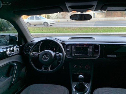 Volkswagen The Beetle 1.4 TSI DESIGN 2017