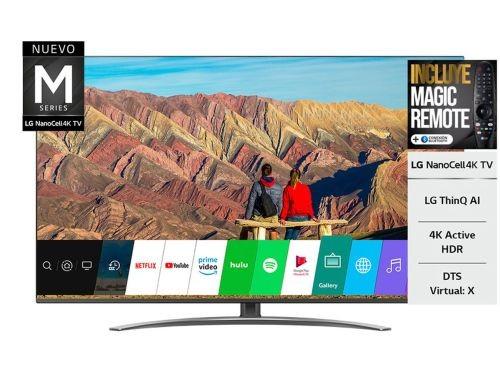 SMART TV 65 LG SM8100 4K NANO CELL HDR BT USB