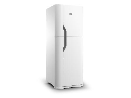 Heladera cíclica con freezer HGF377AFB Blanca 326 lts.