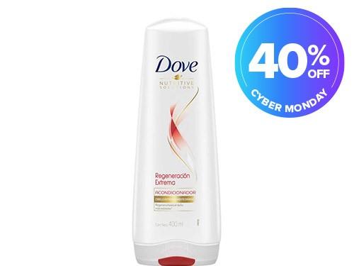 Acondicionador Dove Regeneracion Extrema x 400 ml