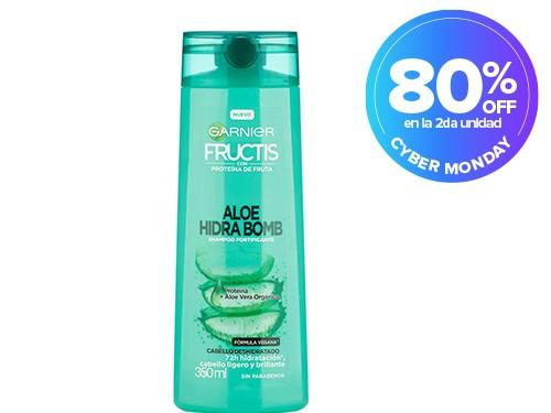 Shampoo Fructis Aloe Hidra Bomb 350ml