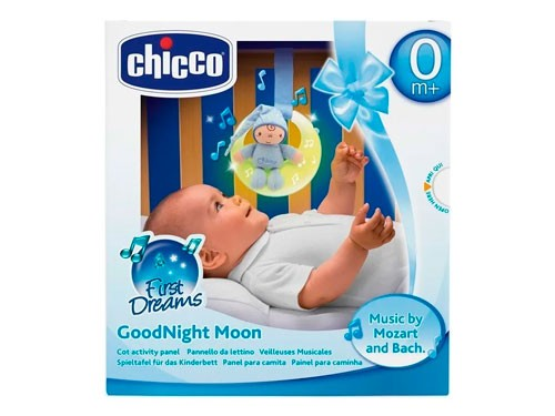 Chicco First Dreams Good Night Moon Celeste 24262