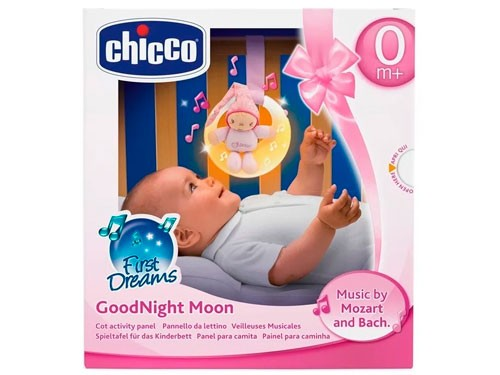 Chicco First Dreams Good Night Moon Rosa 24261