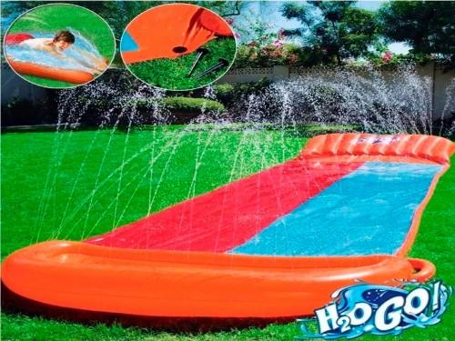 Deslizador H2O Go ! Bestway Doble infalble