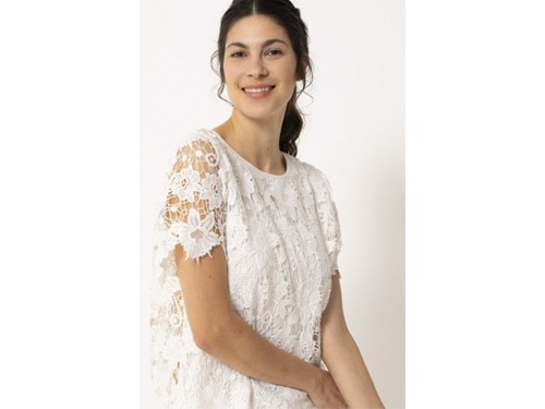 Blusa Flowers - Yagmour