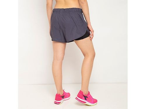 Short Double Everlast mujer