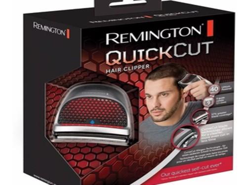 Maquina Cortadora De Pelo Remington Hc4250 Quick Cut
