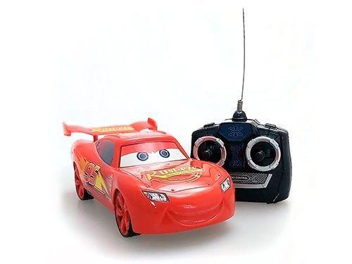 Auto Cars 3 Rayo Mcqueen R/c 4 Canales Advanced Disney