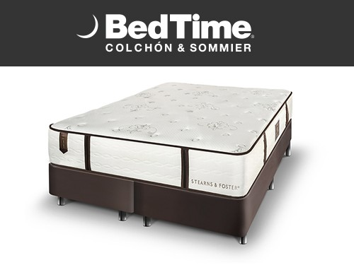 Sommier y Colchon Mystic Queen 160x200 Stearns & Foster