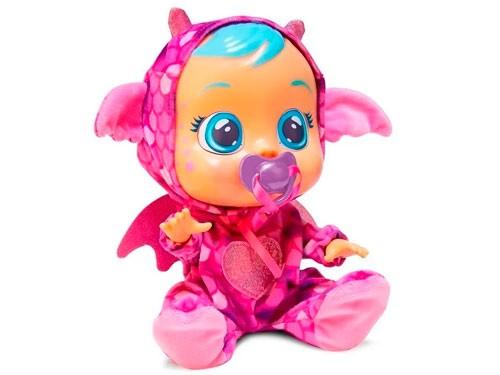 Cry Babies Bruny Muñeca Bebe Llorón Lagrimas Wabro