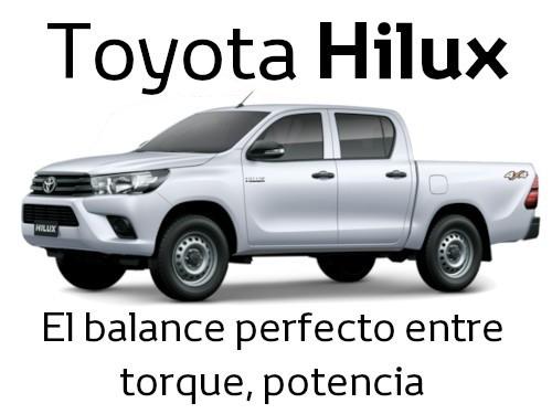 Servicio 10.000Km 20% OFF Hilux (todos los molelos) Toyota