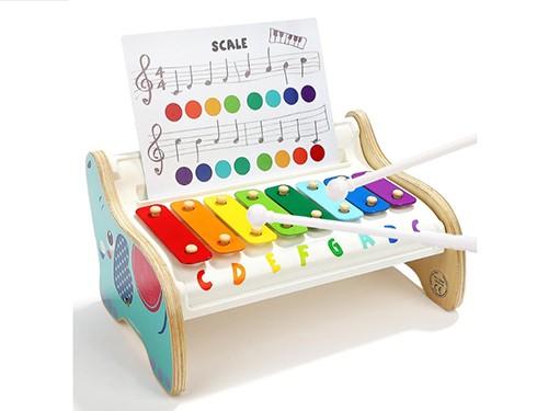 Piano Xilofón Giro Didáctico