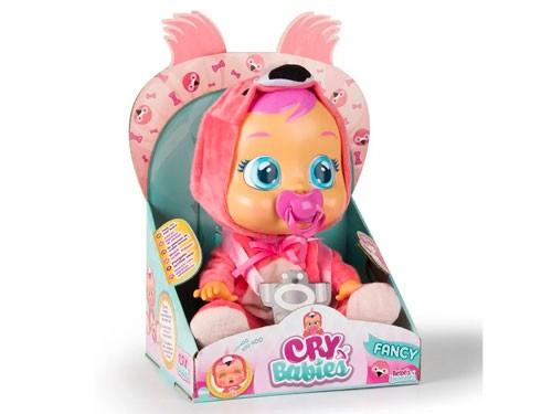 Cry Babies Fancy Muñeca Bebe Llorón Lagrimas