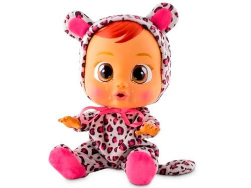 Cry Babies Lea Muñeca Bebe Llorón Lagrimas
