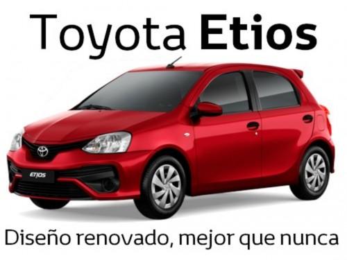 Servicio 10.000Km 20% OFF Etios (todos los modelos) Toyota