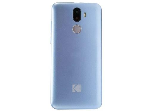 "Celular Liberado Smartway T1 Azul 5.5"" 1GB+16GB Lector de huella Kodak"