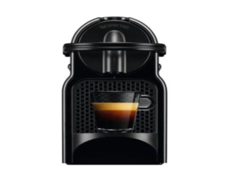 Cafetera Nespresso Inissia D40 Negra 220V
