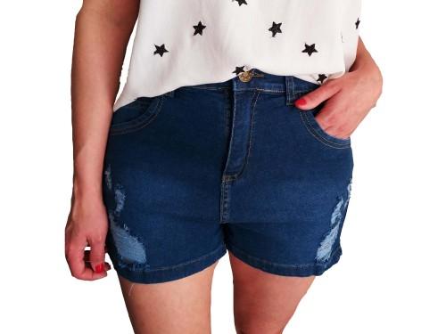Short jean de Mujer Talles 36 al 50