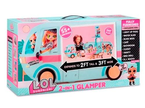 Lol Coleccionable Suprise Glamper 562511