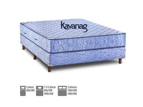 Colchón y Sommier espuma BODY premium 5 años de garantía Kavanag