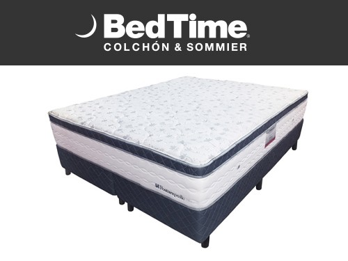 Sommier y Colchon Believe It King 200x200 Sealy
