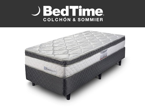 Sommier y Colchon Holiday 1 Plaza 80X190 Sealy